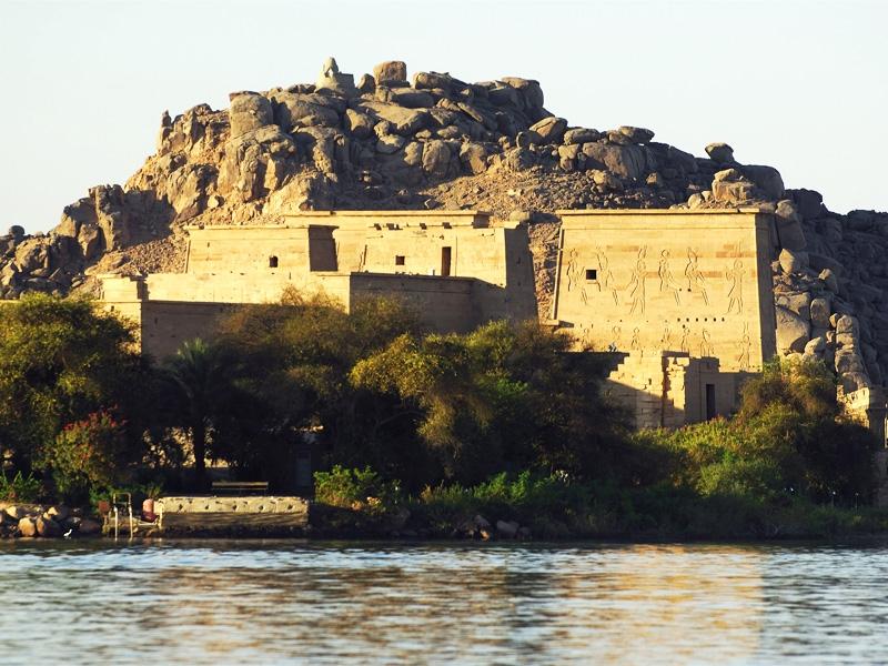 Aswan Philae Temple