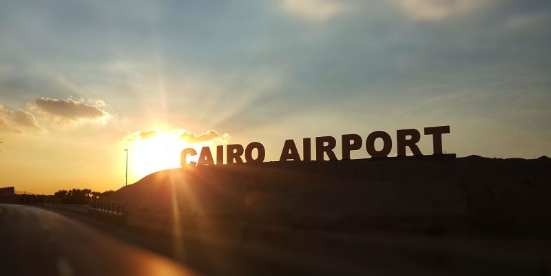 Aeroporto do Cairo