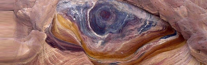 Canyon Colorato, Penisola del Sinai