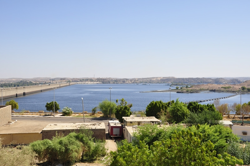 The High Dam, Aswan