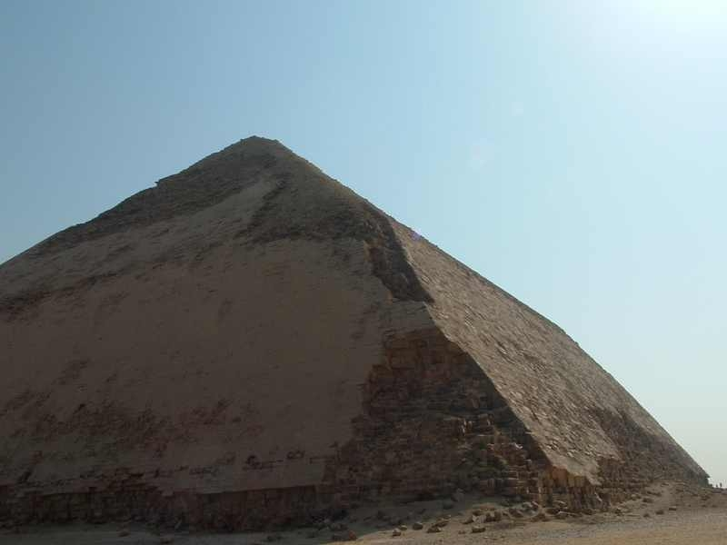 La Pyramide de Bent