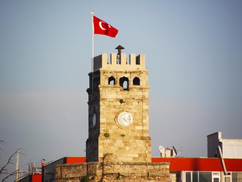 Um dia em Antalya
