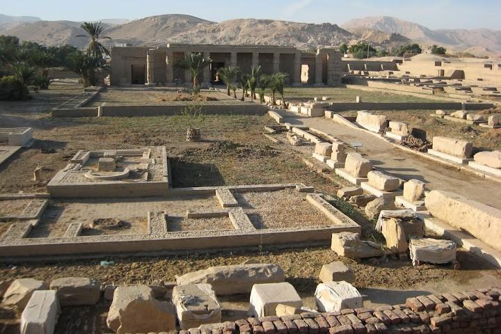 Site, Temple de Séti Ier