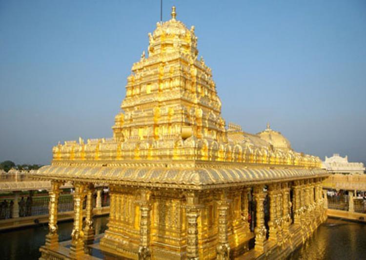 Templo Mahalakshmi en Bombay
