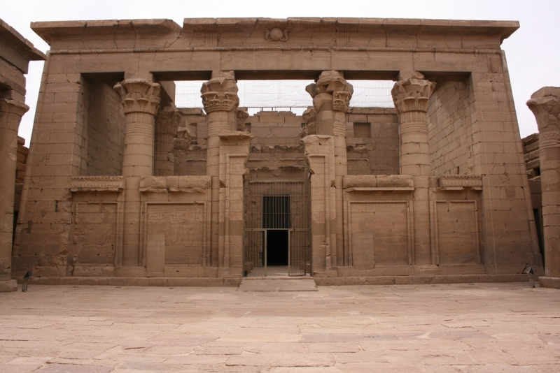 Kalabsha Temple in Upper Egypt