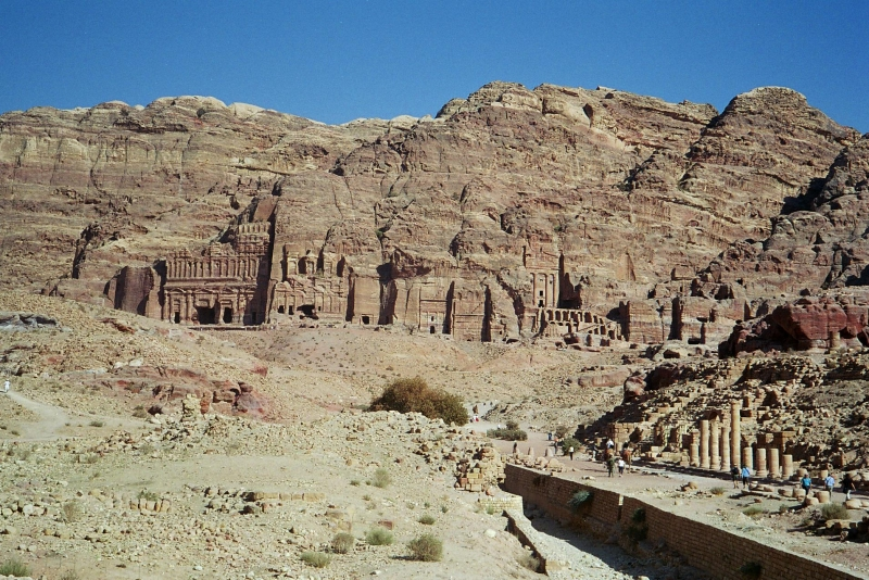 Le Tombe Reali a Petra