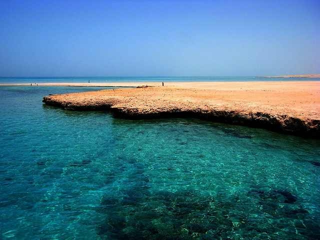 Red Sea and Sinai