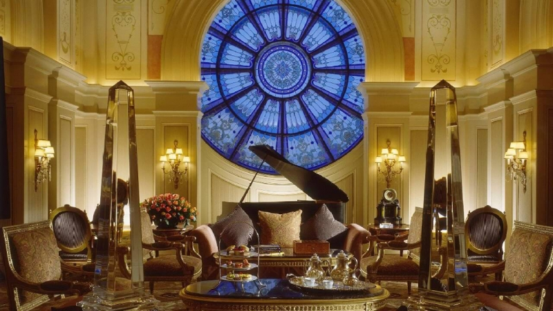 Four Seasons Hotel Lounge, Cairo