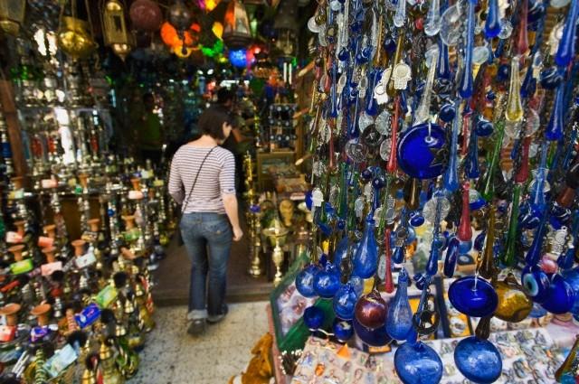 Khan El Kahlili Bazaar, Old Cairo