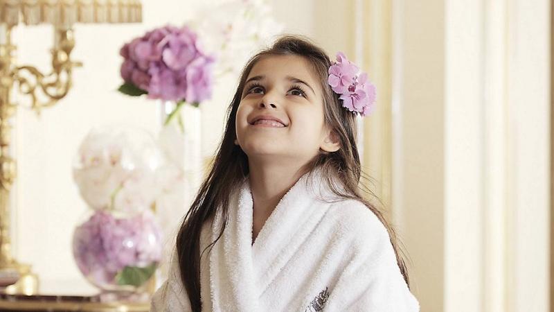 Four Seasons First Residence Children Amenities