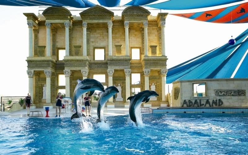 Excursión a Éfeso y El Parque de Adaland desde Kusadasi