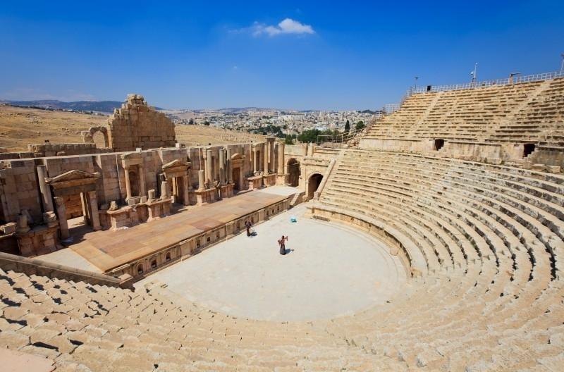 Teatro Romano di Jerash