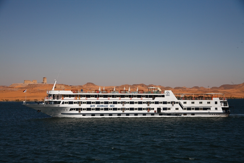 MS Nubian Sea Lake Nasser Cruise
