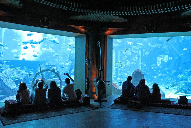 Atlantis Lost Chambers
