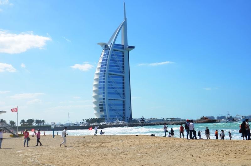 Old and Modern Dubai Shore Excursion