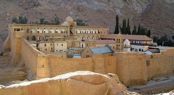 St. Catherine Monastery, Egypt