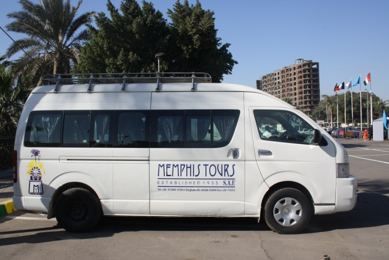 Vans of Memphis Tours
