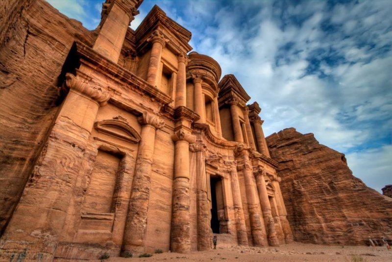 The Monastery of Petra