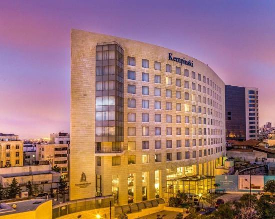 Kempinski Amman Hotel