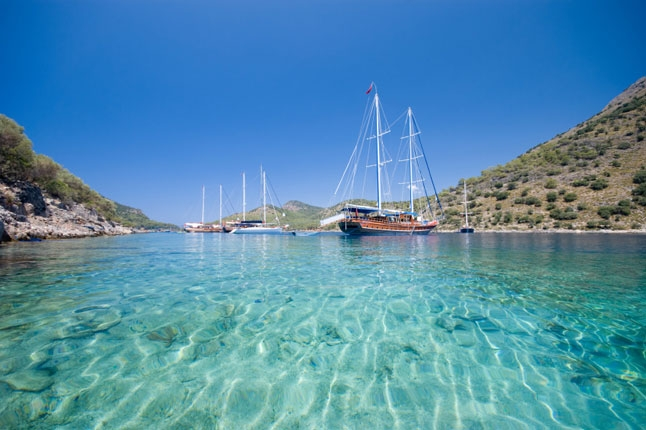 Göcek in Turkey