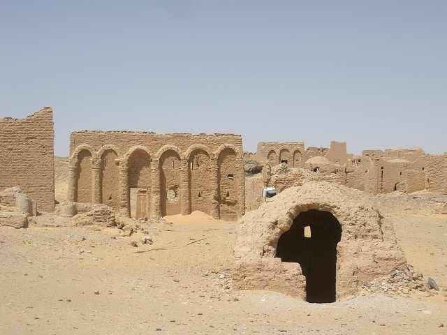 Oasis d'El Kharga