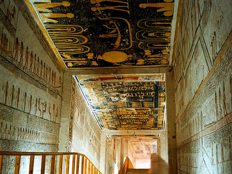 Ramses IX Tomb