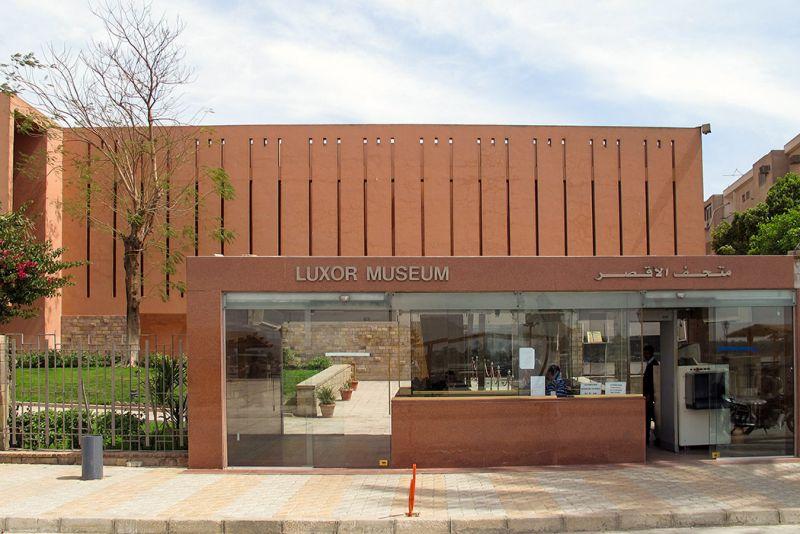 Museu de Luxor e Museu da Mumificação