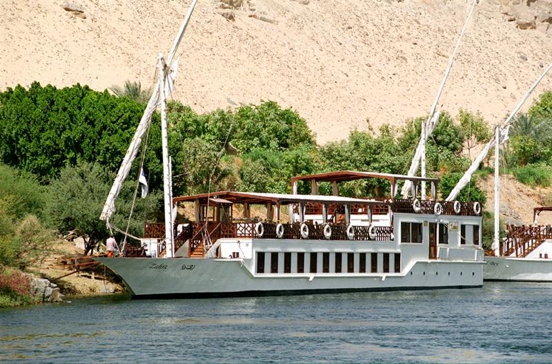 Zahra Dahabiya Nile Cruise