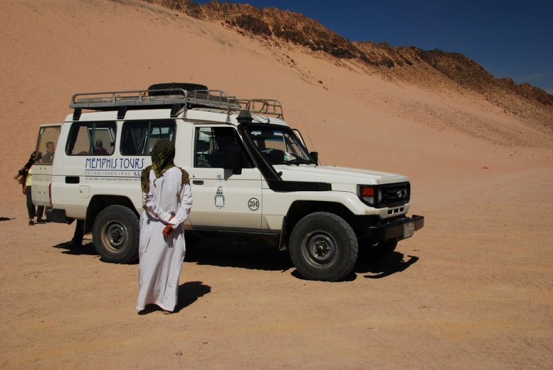 Desert Safari by 4X4, Hurghada