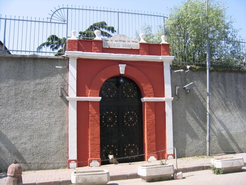 The Ahrida Synagogue