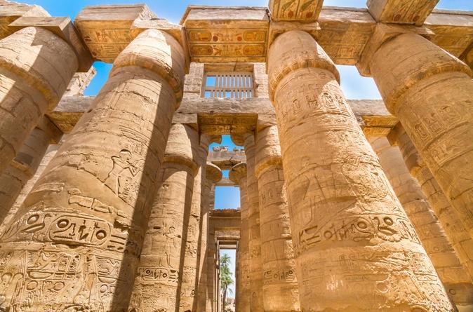 Viagem Cairo Luxor 5 Dias