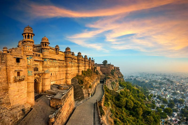 The Capital of Madhya Pradesh: Gwalior