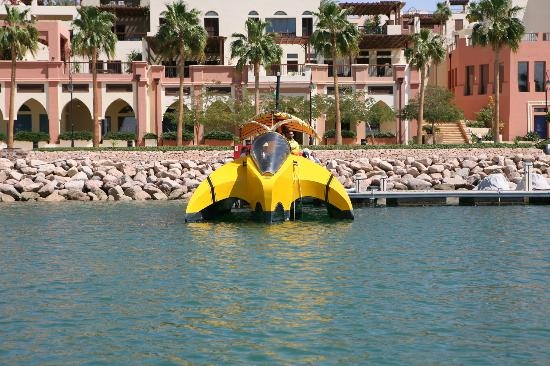 Sottomarino Neptune, Aqaba