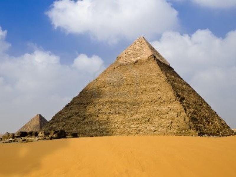 Piramide di Chefren, Giza