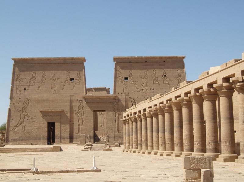 Philae Temple,Aswan