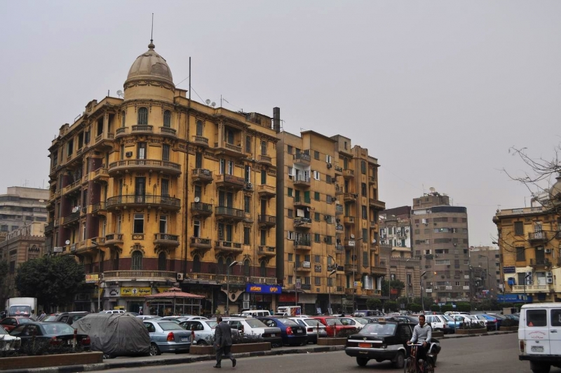 Downtown, Cairo