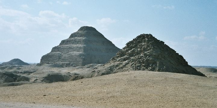 Pyramid of Userkaf | Egypt Pyramids