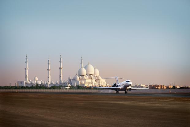 Aéroport Abu Dhabi