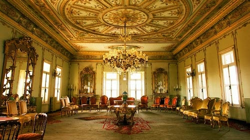 Yildiz Palace Museum of Turkey