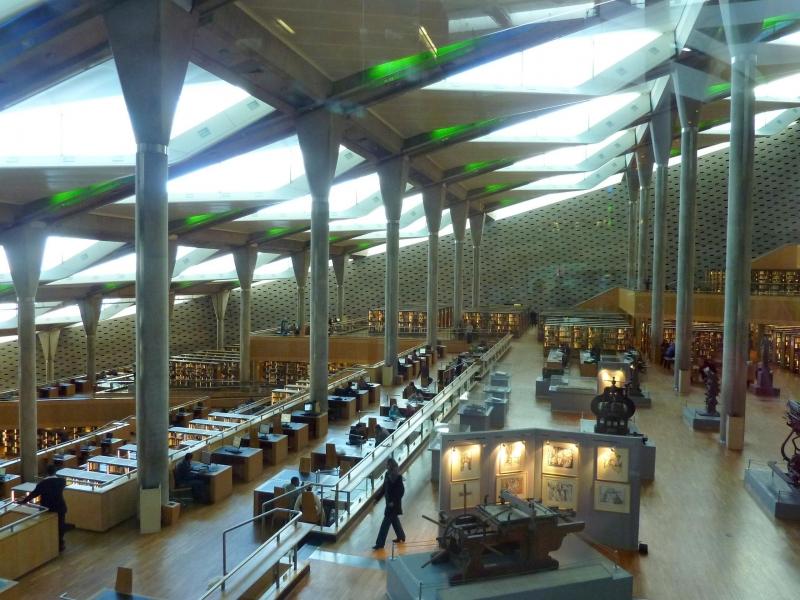 Alexandrina library