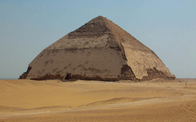 The Bent Pyramid at Dahshur