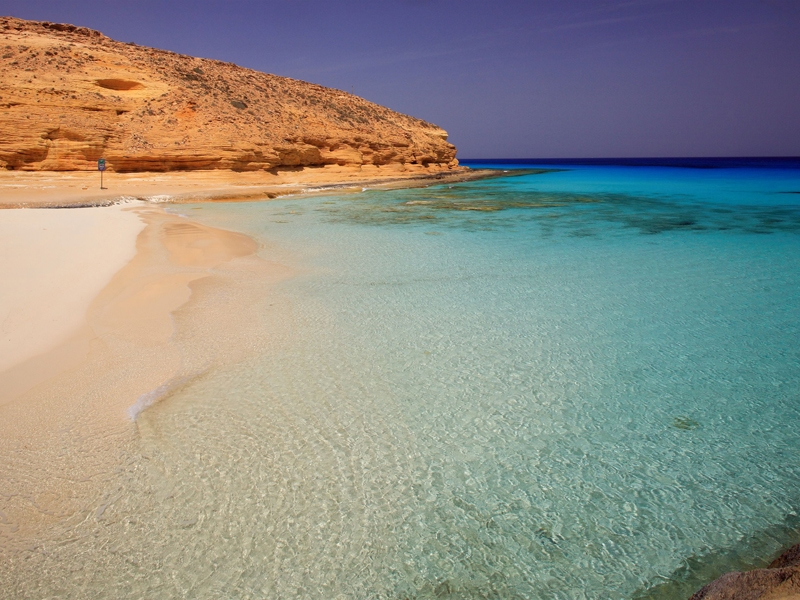 Marsa Matrouh | Egypt beaches