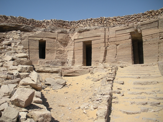A Tomb among Tombs of the Nobles