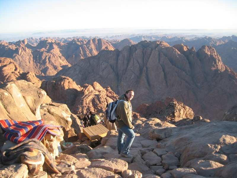 Sinai Mountain