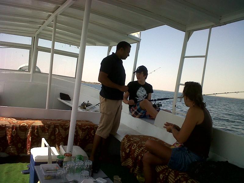 Lake Nasser Fishing