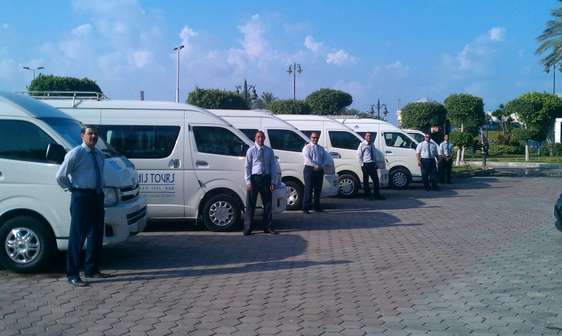 Mini Vans, Memphis Tours Egypt