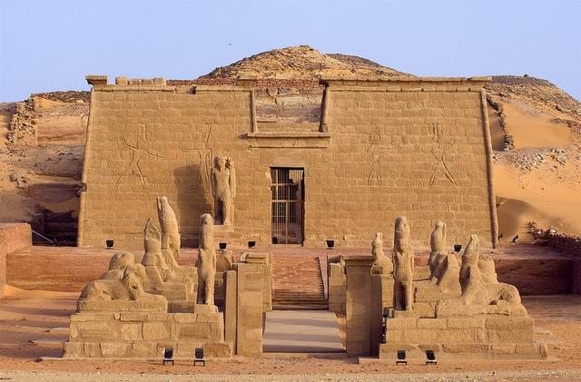 Temple of Wadi El-Sebua