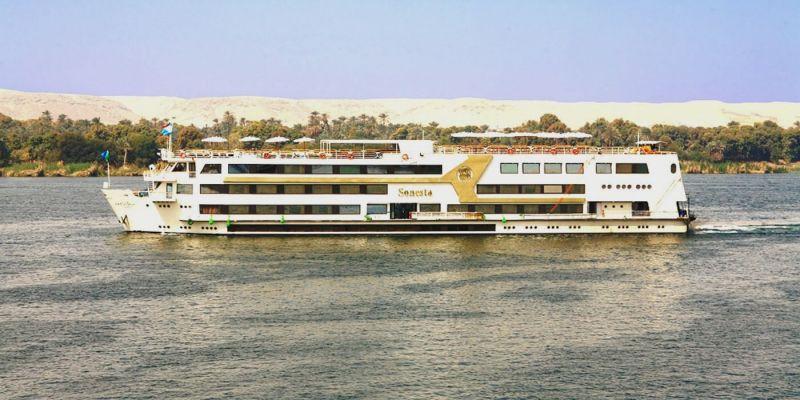Pyramids, Nile Cruise & Oases