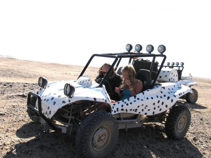 Morning Car Buggy Hurghada