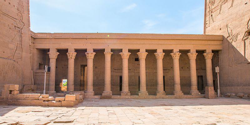 Il Tempio di Philae